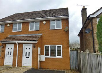 Thumbnail 3 bed semi-detached house to rent in Balmoral Road, Oakham