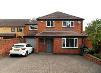 Thumbnail 4 bed detached house for sale in Longbridge Lane, Northfield, Birmingham