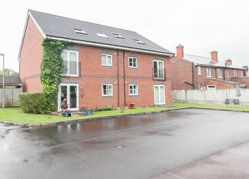 Thumbnail 2 bed flat for sale in Johnson Street, Atherton, Manchester