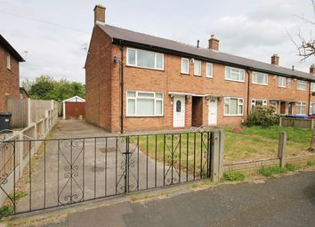Thumbnail 3 bed end terrace house for sale in Hastings Avenue, Warrington