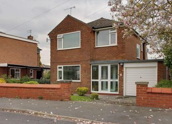 Thumbnail 3 bed detached house for sale in Manston Drive, Cheadle Hulme, Cheadle
