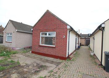 2 bed semi-detached bungalow for sale in Purland Close, Dagenham, Essex RM8