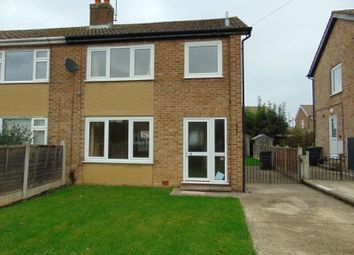Thumbnail 3 bed semi-detached house to rent in Hill Top Drive, Harrogate