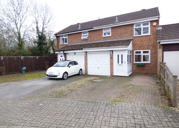 Thumbnail 3 bed semi-detached house for sale in Dorland Gardens, Totton