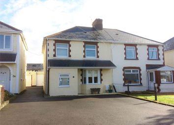 Thumbnail 3 bed semi-detached house for sale in Litchard Cross, Bridgend, Bridgend, Mid Glamorgan