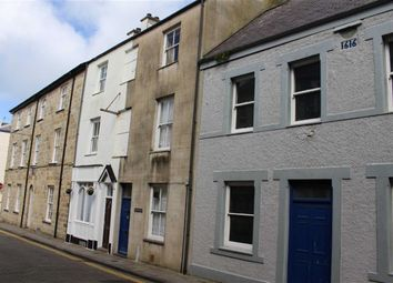 Thumbnail 3 bedroom terraced house to rent in High Street, Caernarfon
