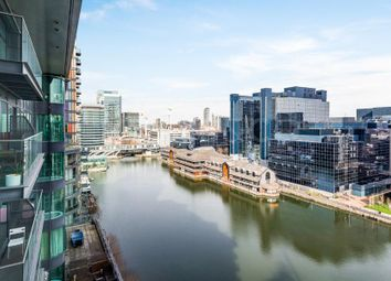 Thumbnail 1 bedroom flat for sale in 41 Millharbour, London