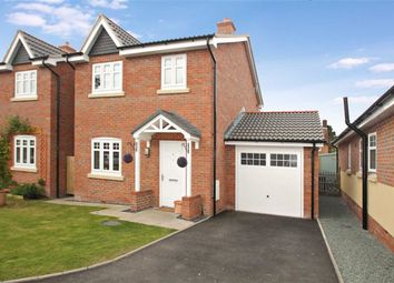 Thumbnail 3 bed detached house for sale in Nantmawr, Oswestry