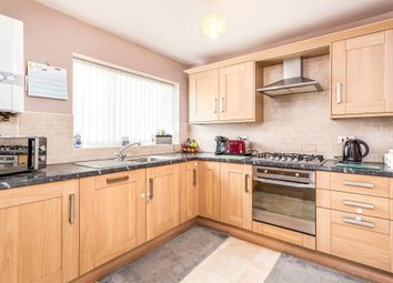 Thumbnail 2 bed semi-detached bungalow for sale in Bexhill Close, Pontefract