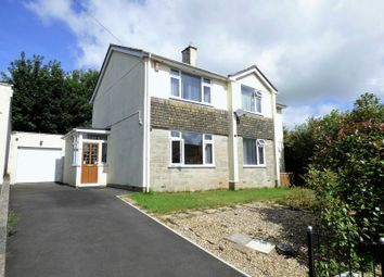 Thumbnail 4 bed detached house for sale in Courtlands Road, Tavistock