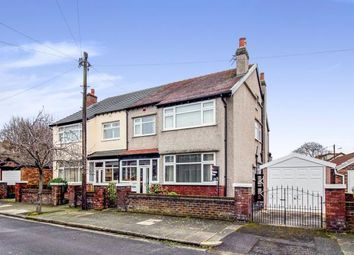 Thumbnail 4 bed semi-detached house for sale in The Cloisters, Crosby, Liverpool, Merseyside