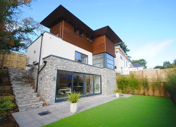 Thumbnail 3 bed detached house for sale in Excelsior Road, Lower Parkstone, Poole