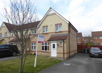 Thumbnail 3 bed end terrace house for sale in Tavistock Close, Wortley, Leeds, West Yorkshire