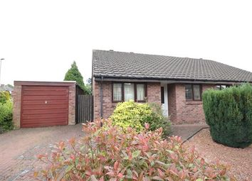 Thumbnail 2 bed semi-detached bungalow for sale in St. Peters Drive, Carlisle, Cumbria