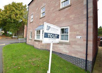 Thumbnail 2 bed flat to rent in Penn Street, Belper, Derbyshire