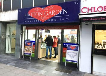 Retail premises for sale in Hatton Garden, London EC1N