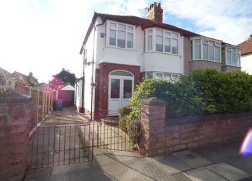 Thumbnail 3 bed detached house for sale in Chequers Gardens, Aigburth, Liverpool, Merseyside