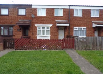 Thumbnail 3 bed terraced house for sale in Coverdale, Hemlington, Middlesbrough