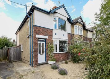 Thumbnail 3 bed semi-detached house to rent in Drove Acre Road, East Oxford