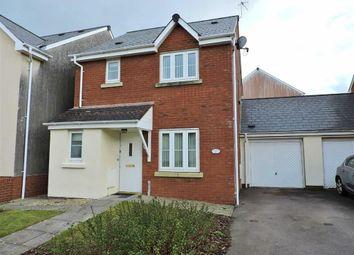 Thumbnail 3 bedroom link-detached house for sale in Heol Banc Y Felin, Gorseinon, Swansea