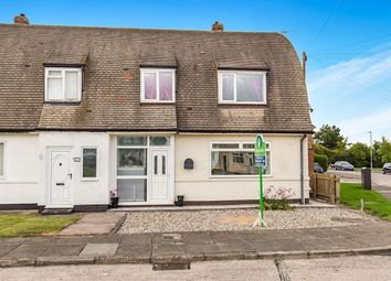 Thumbnail 3 bed terraced house for sale in Bishopton Court, Stockton-On-Tees