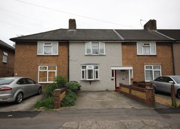 Thumbnail 2 bed terraced house to rent in Davington Road, Dagenham