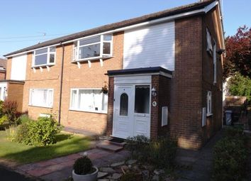 Thumbnail 1 bed flat for sale in Hazlemere Court, Hazlemere Avenue, Macclesfield, Cheshire