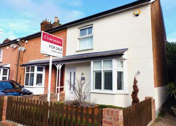 Thumbnail 2 bed semi-detached house for sale in Chapel Grove, Addlestone