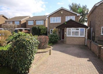 Thumbnail 4 bed detached house for sale in Worcester Close, Stanford-Le-Hope