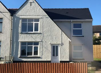 Thumbnail 3 bed semi-detached house to rent in St. Gwladys Avenue, Bargoed