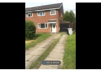Thumbnail 3 bed semi-detached house to rent in Priory Drive, Macclesfield
