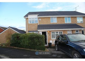 Thumbnail 3 bed semi-detached house to rent in Fakenham Cl, Reading