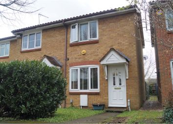 Thumbnail 2 bed end terrace house for sale in Martins Walk, Borehamwood