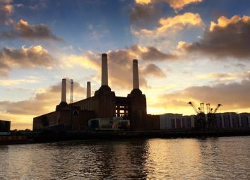 Thumbnail 2 bed flat for sale in Battersea Power Station, Pearce House, Battersea