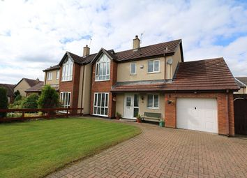 Thumbnail 4 bed semi-detached house for sale in Bro Ednyfed, Llangefni, Anglesey