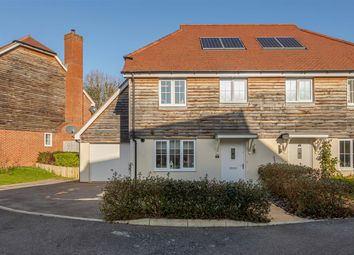 Thumbnail 3 bed semi-detached house for sale in Speedwell Drive, Lindfield, Haywards Heath
