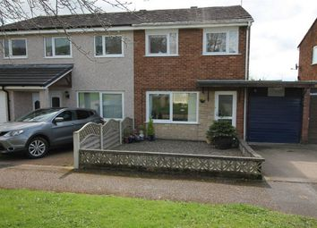 Thumbnail 3 bed semi-detached house for sale in 2 Petteril Road, Penrith, Cumbria