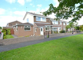 Thumbnail 3 bed semi-detached house for sale in Copeland Road, West Auckland, Bishop Auckland