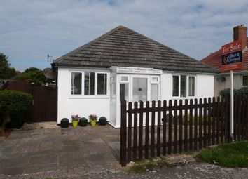 Thumbnail 3 bed bungalow for sale in Croft Road, Selsey, Chichester