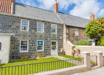 Thumbnail 4 bed cottage for sale in Route Des Cornus, St. Martin, Guernsey