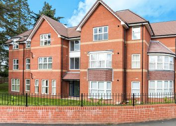 Thumbnail 2 bed flat for sale in Hermitage Road, Solihull