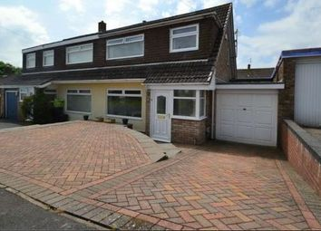 Thumbnail 3 bed semi-detached house for sale in The Deans, Portishead