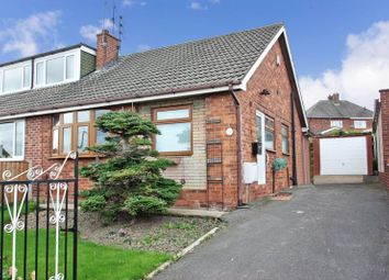 Thumbnail 2 bed bungalow for sale in Lowfield Crescent, Hemsworth, Pontefract