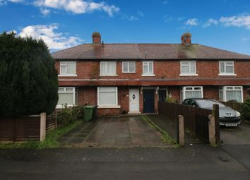 Thumbnail 3 bed terraced house for sale in The Oval, Market Drayton, Shropshire