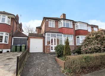 3 bed semi-detached house for sale in Ashridge Crescent, Shooters Hill SE18