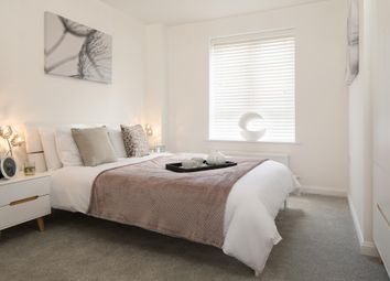 """Thumbnail 2 bed semi-detached house for sale in """"Alverton"""" at Southern Cross, Wixams, Bedford"""