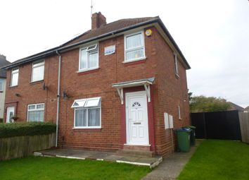Thumbnail 3 bed semi-detached house for sale in Mansion Crescent, Bearwood, Smethwick