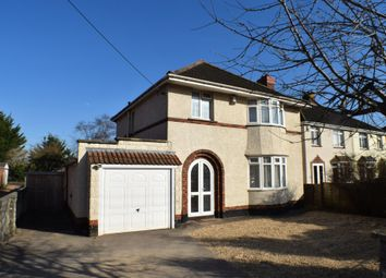 Thumbnail 3 bed detached house for sale in Taunton Road, Bridgwater