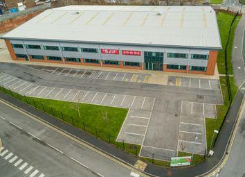 Thumbnail Light industrial to let in Unit 33 Wellington Employment Park, Dunes Way, Liverpool