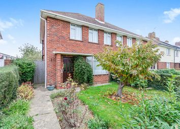 Thumbnail 3 bed semi-detached house for sale in Gregson Avenue, Gosport